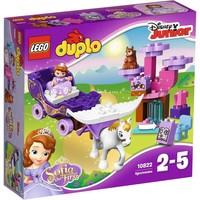 LEGO DUPLO 10822 Magische koets Sofia het Prinsesje
