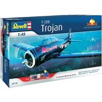 Red Bull T-28B Trojan Revell