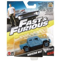Die-cast vehicle Fast & Furious: Navistar MXT