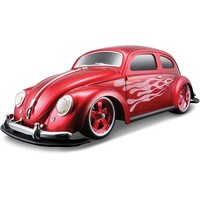 Auto RC Auldey 1:10 Volkswagen Kever rood