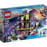 Lena Luthor Kryptomite fabriek Lego