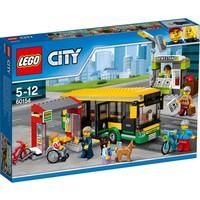 Busstation Lego