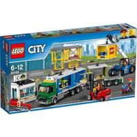 Vrachtterminal Lego