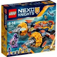 Axls Rumble Maker Lego