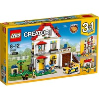 Familievilla Lego