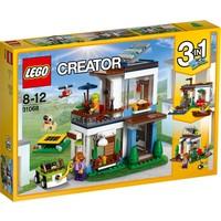 Modern huis Lego