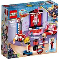 Harley Quinn nachtverblijf Lego