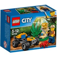 Jungle buggy Lego