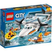 Reddingswatervliegtuig Lego