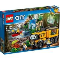 Jungle mobiel laboratorium Lego