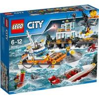 Kustwacht hoofdkwartier Lego