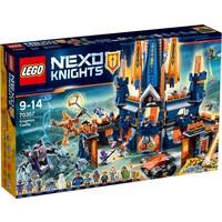 Knighton kasteel Lego