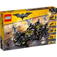 De ultieme Batmobile Lego