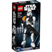 Stormtrooper Commander Lego