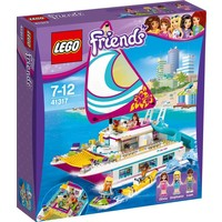 Sunshine catamaran Lego