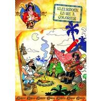 Piet Piraat Kleurboek - Kompas A4
