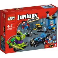 LEGO Junior 10724 Batman en Superman vs Lex Luthor