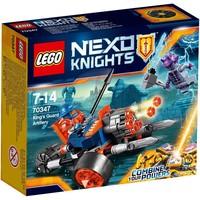 Konings bewaker kanon Lego