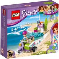 Mia´s strandscooter Lego