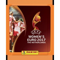 Panini sticker UEFA women`s EURO 2017