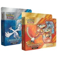 Pokemon Legendary Battle Deck: Ho-Oh & Lugia