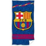 Badlaken barcelona FCB FCB FCB: 70x140 cm
