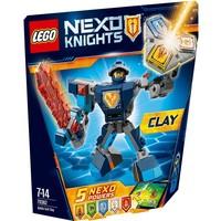 Gevechtsuitrusting Clay Lego