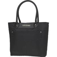 Shopper Supertrash black 31x31x12 cm