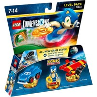 Level Pack Lego Dimensions W7: Sonic