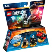 Team Pack Lego Dimensions W7: Harry Potter