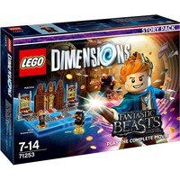 Story Pack Lego Dimensions W7: Fantastic Beasts