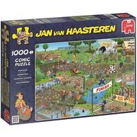 Puzzel JvH: Modderrace 1000 stukjes