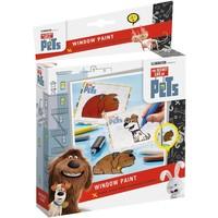 Windowpaint Secret Life of Pets ToTum