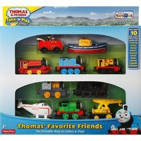 Die-cast vehicle Thomas: 10-pack