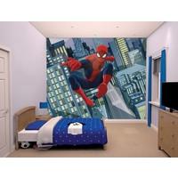 Spider-Man Stickerbehang Mural Walltastic 245x305 cm