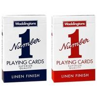 Speelkaarten Original Classic Red en Blue