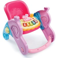 Babystoel 4 in 1 Little Love Vtech: 18+ mnd