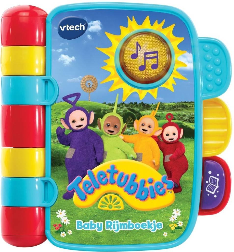 Baby Boekje Teletubbies Vtech: 0+ mnd
