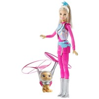 Starlight Barbie co-star roze