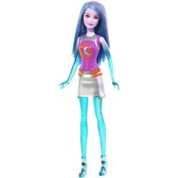 Starlight Barbie co-star blauw