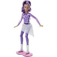 Starlight Barbie co-star paars