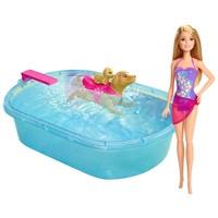 Puppy Zwembad Barbie