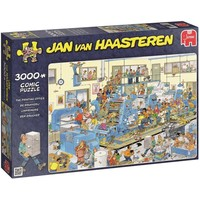 Puzzel JvH: De Drukkerij 3000 stukjes
