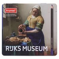 Kleurpotloden Bruynzeel Grote Meesters: 24 stuks