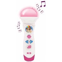 K3 Microfoon met stemopname