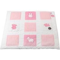 Box-/speelkleed Nijntje roze gebreid
