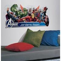 Muursticker Avengers RoomMates