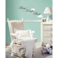 Muursticker RoomMates: Slaap Kindje Slaap