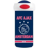 Schoolbeker ajax blauw AFC Mepal