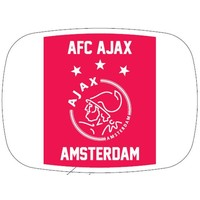 Lunchbox ajax wit/rood/wit AFC Mepal